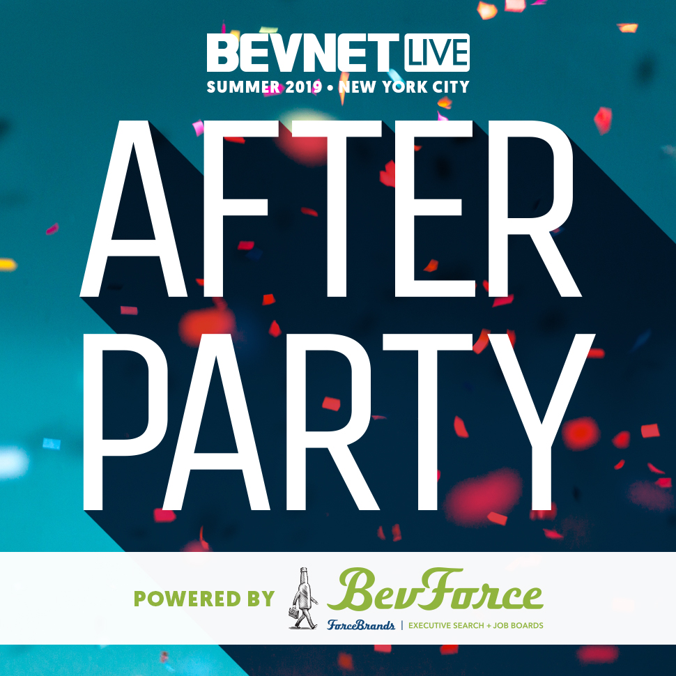 BevNET Live Afterparty: Same New York City, New Venue
